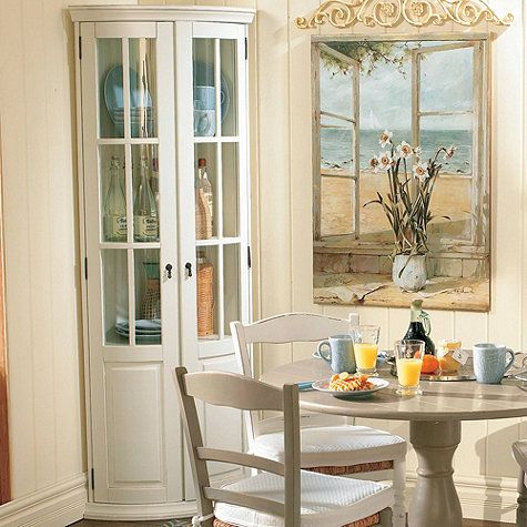 full chilton curved corner cabinet spaces dining rooms