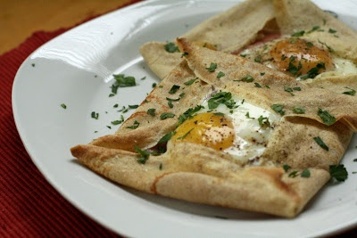 Ham and Egg Crepe Squares : Oven Love | Favorite Recipes | Pinterest