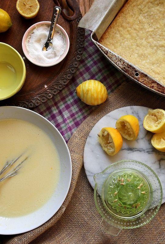 Classic Lemon Bars | mmmmmm..... | Pinterest
