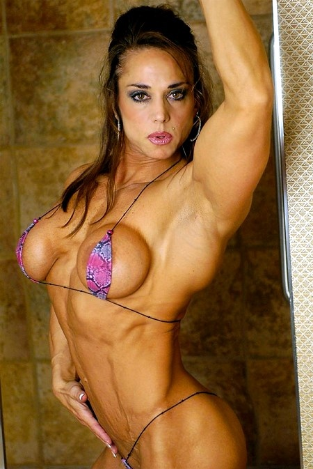 porn female bodybuilder