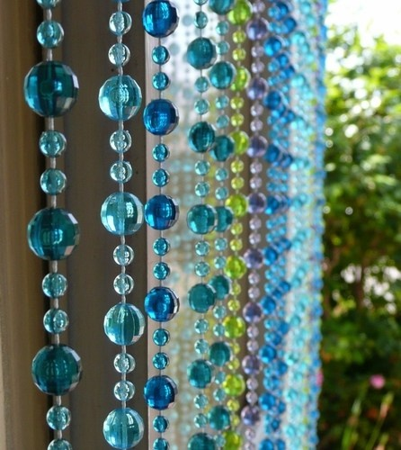 Beaded Curtains Diy Pinterest