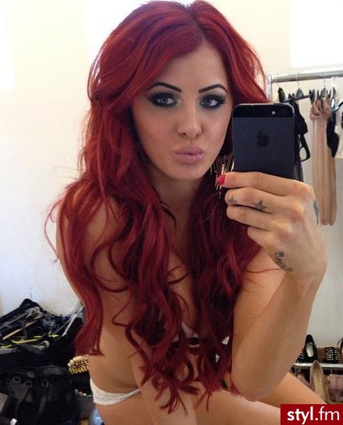 Cherry Cola Red Hair Color