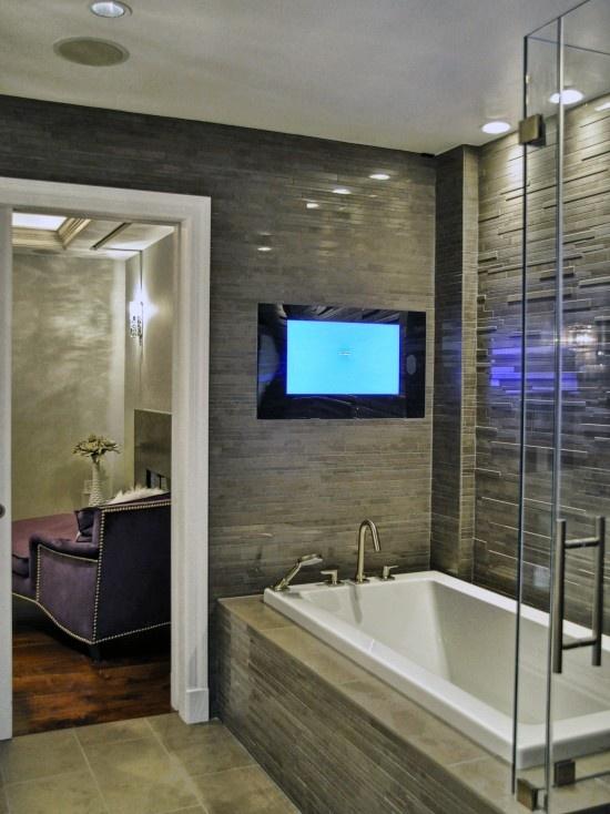 Long and narrow bathroom design bathroom ideas pinterest - Model de salle de bain ...