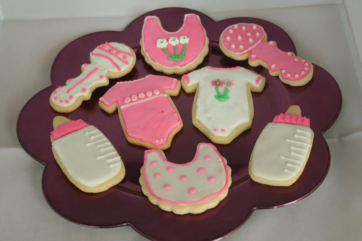 baby shower sugar cookies baby shower pinterest