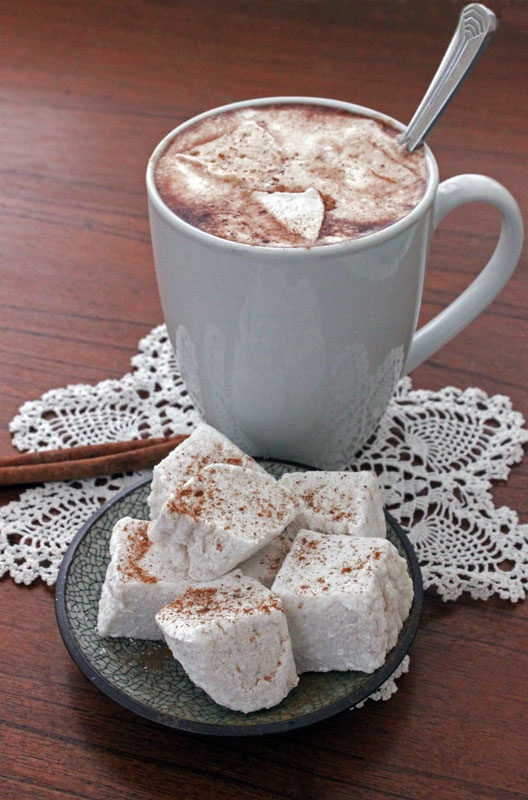 Baking with Britney-Hot Chocolate & Pumpkin Spice Marshmallows