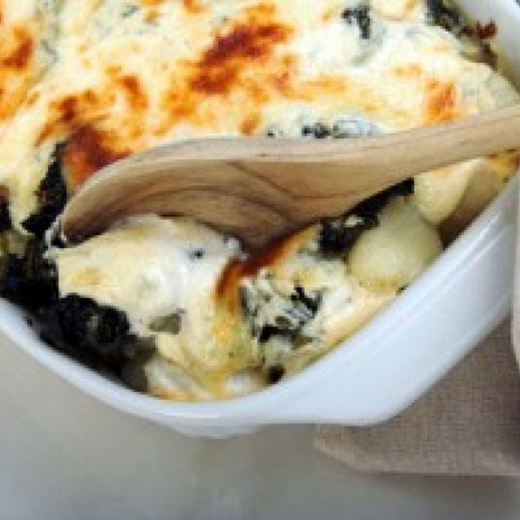 Chicken Florentine Casserole II Recipe | Food-Chicken | Pinterest
