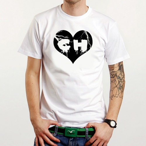 New Funny Chapulin Colorado Chavo Custom White Tee Shirt