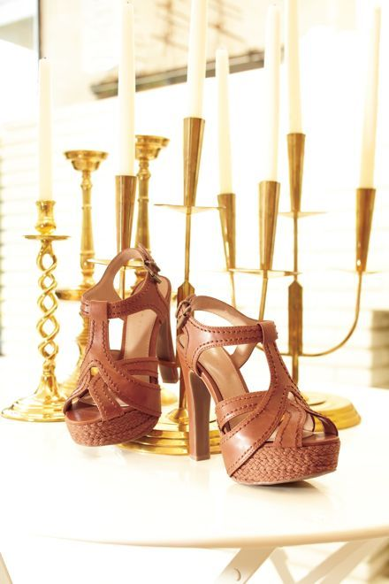 Lauren Conrad shoes...I'm really liking her style