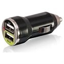 DUAL USB PORT CAR CHARGER 2.1Amp FOR IPAD plus 1Amp for iPhone or other Mobile device