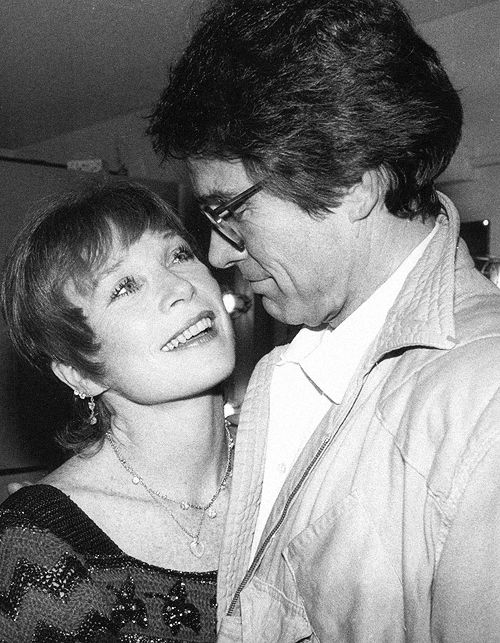 Shirley MacLaine and Warren Beatty,  Her brother..