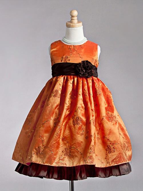Flower Girl Dress Style Cy915 Cute Idea For A Fall Wedding Wish It