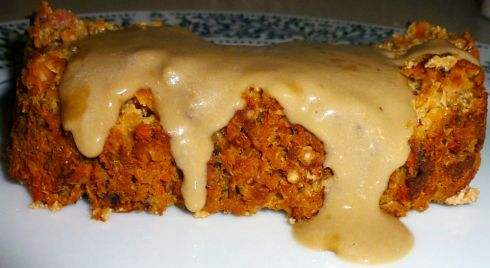 Tofu-and-Meat Loaf Recipes — Dishmaps
