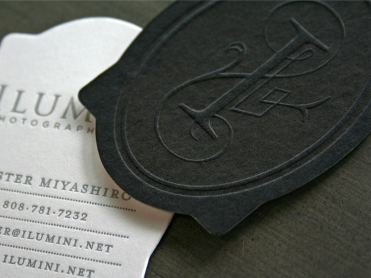 Ilumini Photography Arts Business Card « Beast Pieces