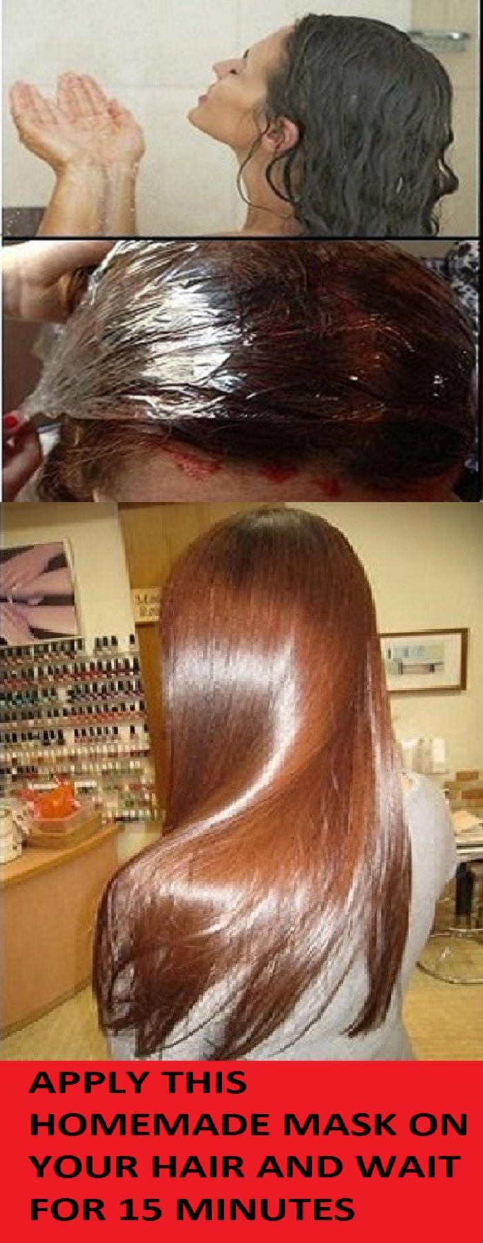 Маска для волос желатиновая как сделать