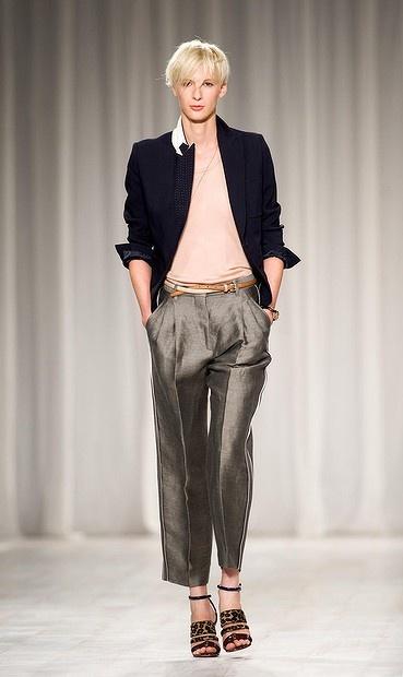 silvery // paul smith | dress me | Pinterest