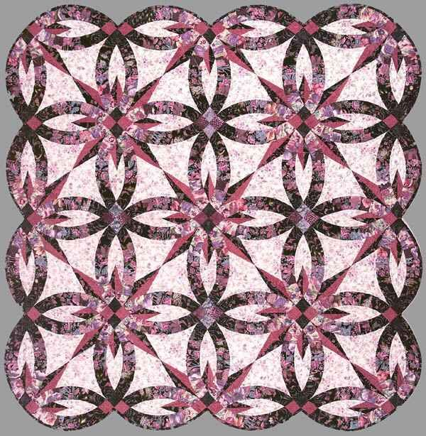 categories quilts quilt designs double wedding ring star design