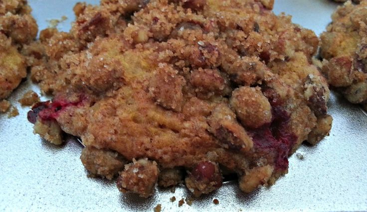 Gojee - Butternut & Cranberry Muffins with Pecan Streusel by Simply ...