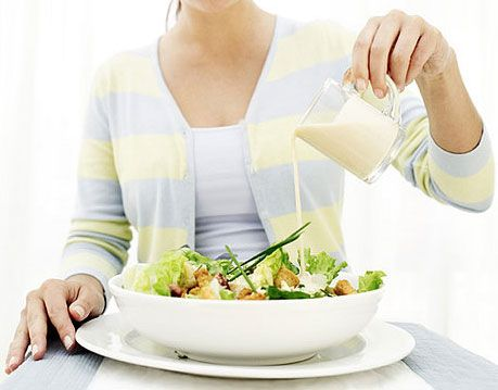 Healthy Recipe Idea: Low-Fat Ranch Dressing