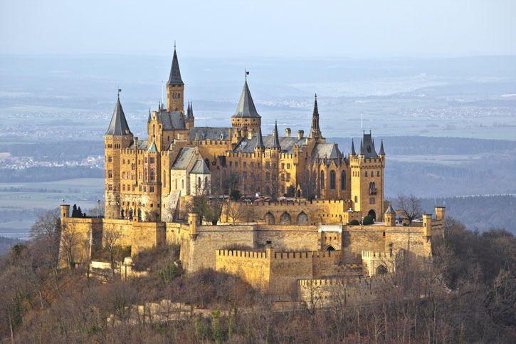 Hohenzollern Castle   Germany     My Bucket List   Pinterest
