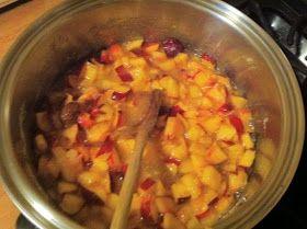 No peel, no pectin nectarine jam | Food YUM | Pinterest