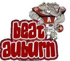 Beat auburn!