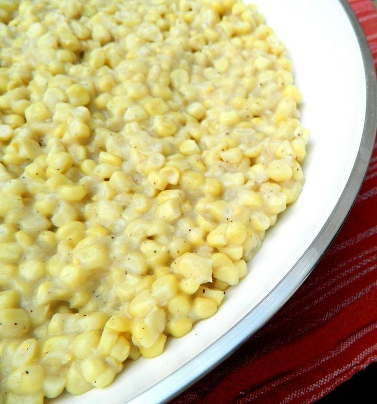 Southern skillet corn | Recipes | Pinterest