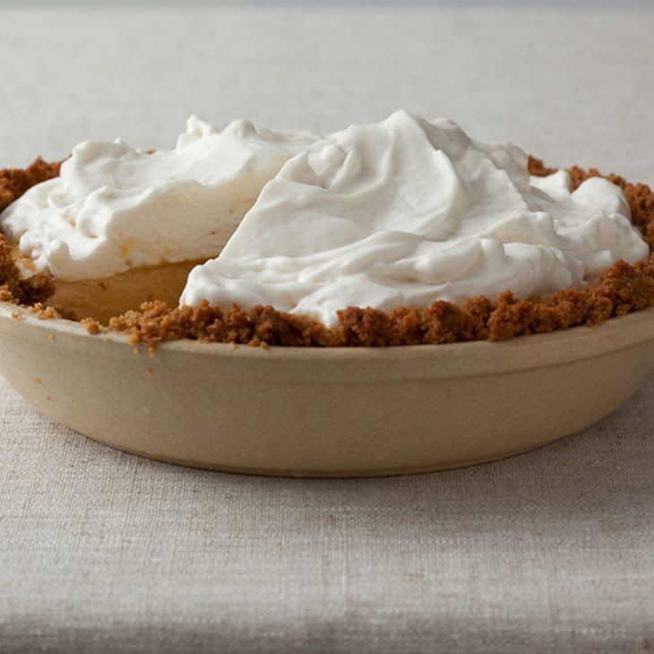 Frozen Pumpkin Mousse Pie | What's cookin' good lookin'? | Pinterest