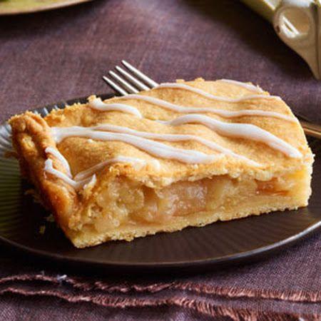 Pie - Apple Pie Bars | apple | Pinterest