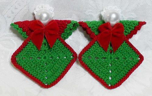 Free Crochet Angel Square Patterns : Pin by Amy Walters on Crochet Pinterest