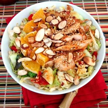 Chinese-y Chicken Salad Recipes — Dishmaps