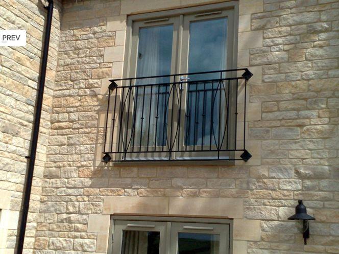 Juliet balcony places spaces pinterest for Juliet balcony