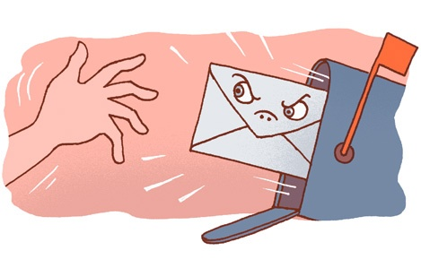 Decipher the Postal Bar Code