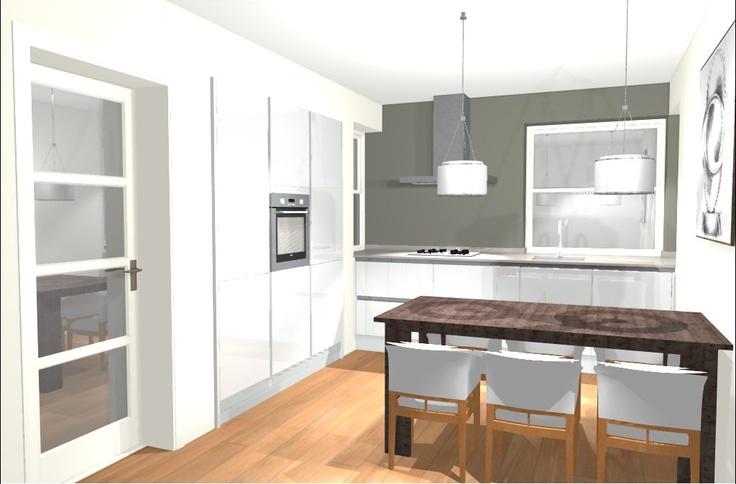 Eenvoudig Keuken Ontwerpen : 3D keuken ontwerpen? Zelf je 3D keuken ontwerpen bij
