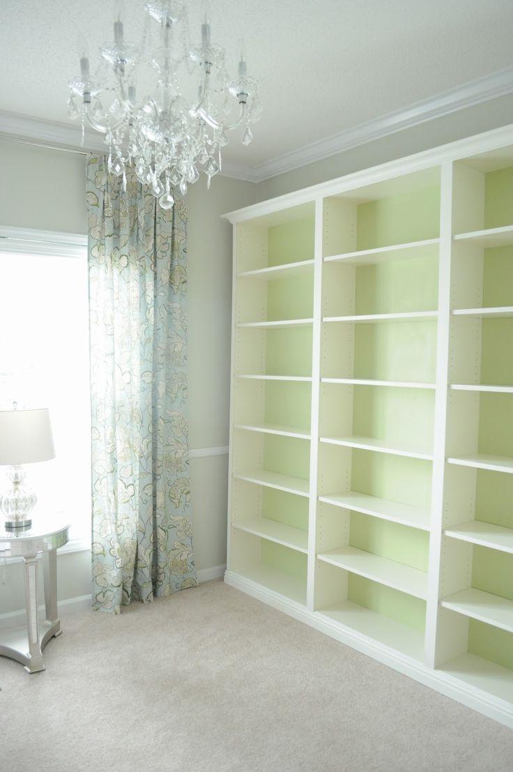Built In Bookshelves Home Stuff Pinterest