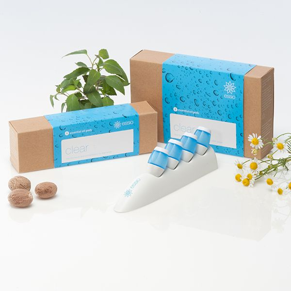 Take an #Aromatherapy Shower with Essio Starter Kit | Organic Spa Magazine's 2013 Gift Guide: Eco-Beauty | #OrganicSpaMagazine