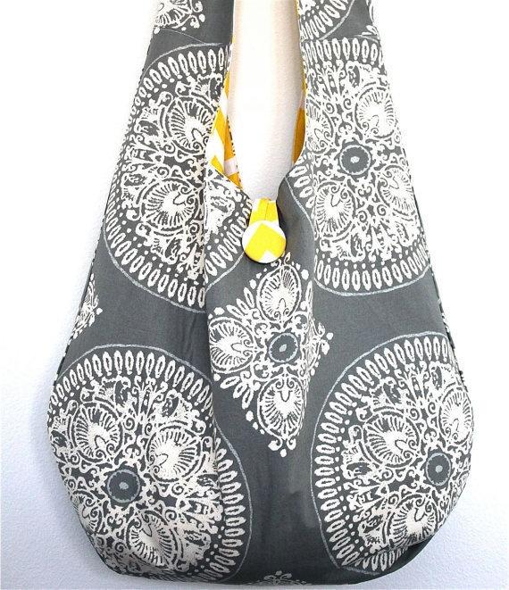 Reversible Shoulder Bag — Crafthubs