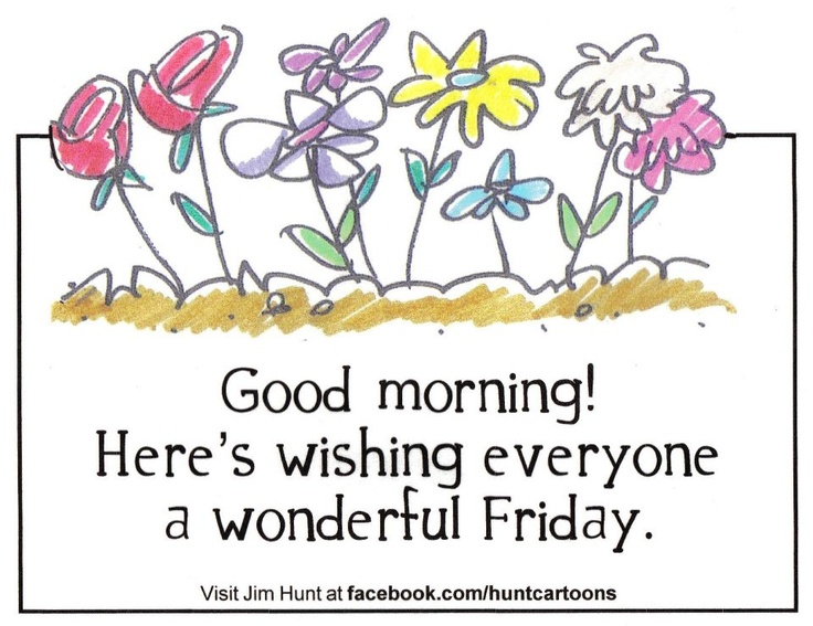 Good Morning Quotes On Friday : Good morning friday quotes pinterest