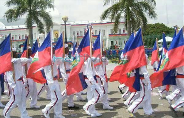 haitian flag day festival 2014