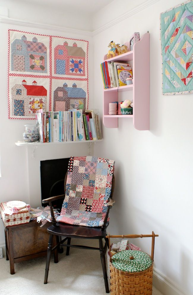 Craft room inspiration | Perfect Craft Room | Pinterest 650 x 996