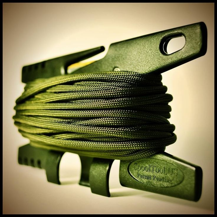 The Spool Tool for #Paracord #550Cord, $18.95 (http://www.paracordist.com/the-spool-tool-for-paracord-550-cord/) This is just about the most handy thing your going to find to keep genuine 550 cord at your disposal in the #hiking #backpack, #purse, #college dorm, shop, #bugoutbag, #survivalkit, #camp gear, kitchen drawer, trunk or just about anywere that #paracord comes in handy! Perfect intro gift to a budding paracordist, or generally #preparedness minded individual. #survivalist #prepper