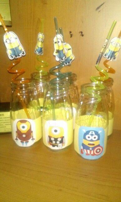 Minion party ideas diy  Birthday ideas  Pinterest