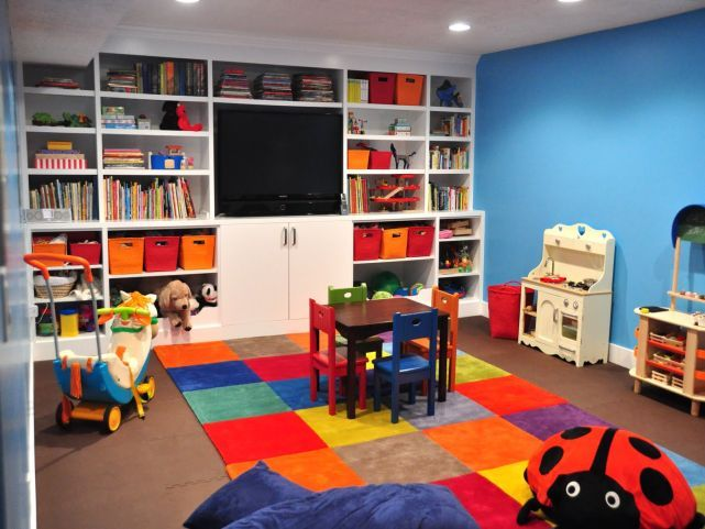 Basement Ideas For Kids 3 Basement Ideas Pinterest