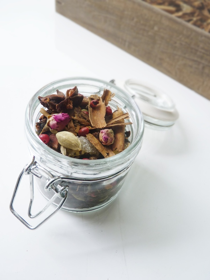 home made chai tea blend | Love Chai | Pinterest