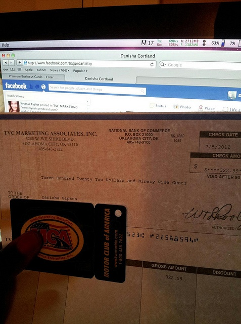 MCA Payment Proof..Get started today www.tvcmatrix.com/DanishaGipson     MCA TVC Matrix