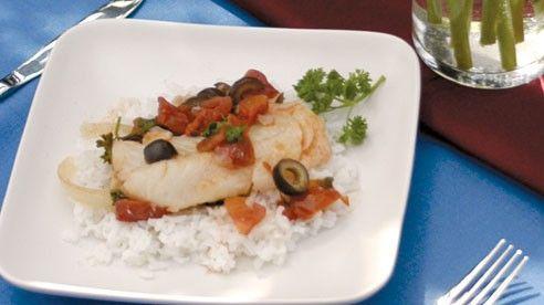 Fish Fillets Italiano - Our Ohio