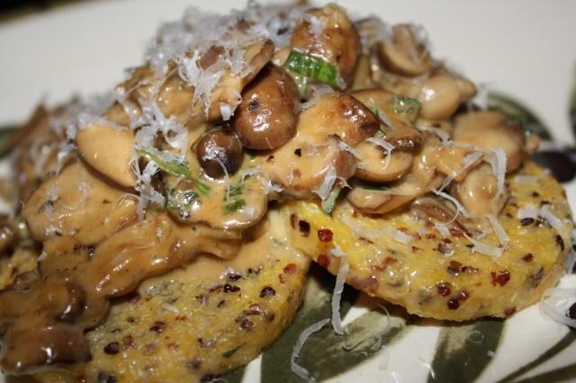 Mushroom ragout | Vegan/Vegetarian | Pinterest
