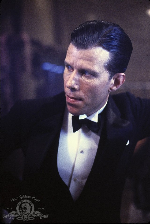 Still of Tom Waits in The Cotton Club circa 1984