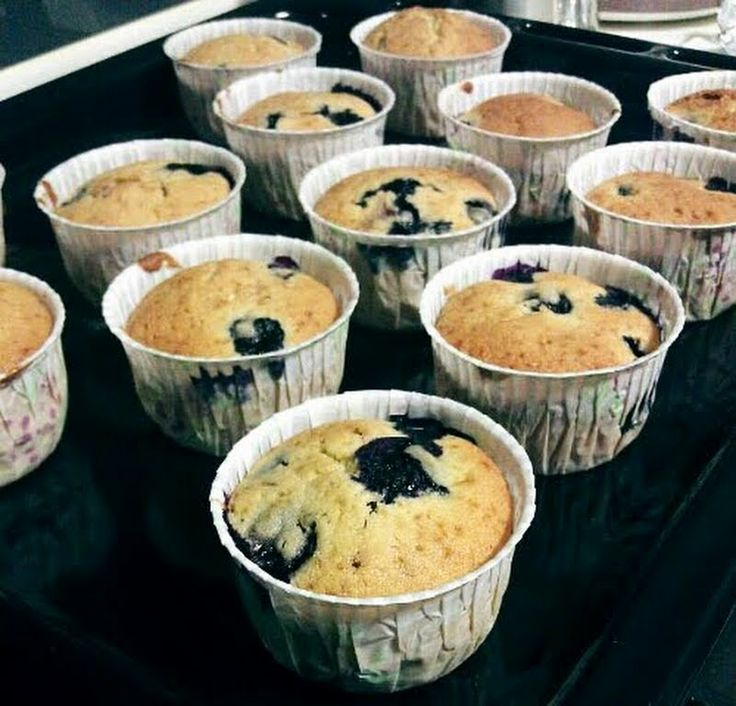 "Melt In Your Mouth Blueberry Cake - ""This is freaking delicious ..."