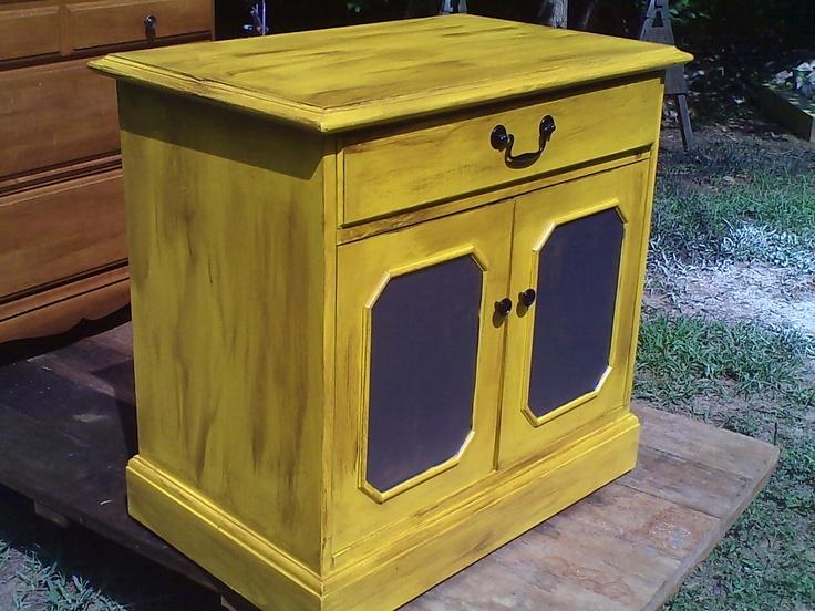 Rustic Farmhouse Cabinet Painted Furniture Fredericksburg Va