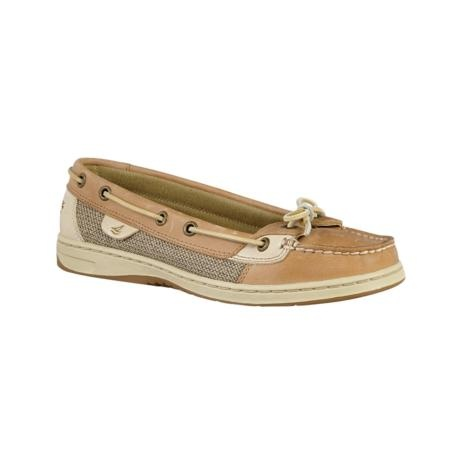 Shop for Womens Sperry Top-Sider Angelfish Boat Shoe in Tan at